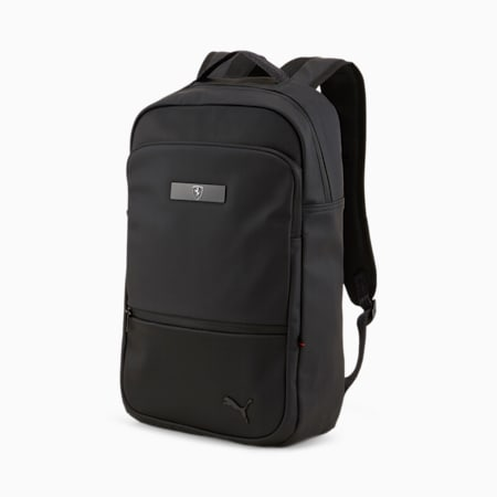 Scuderia Ferrari Style Backpack, Puma Black, small