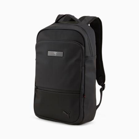 Scuderia Ferrari Style Backpack, Puma Black, small-IND