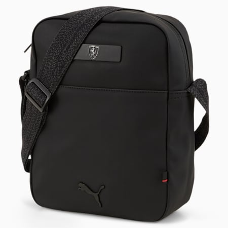 Scuderia Ferrari Style Large Portable Bag, Puma Black, small