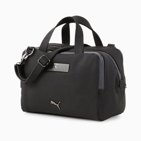 Scuderia Ferrari Style Women's Handbag, Puma Black, small-IND