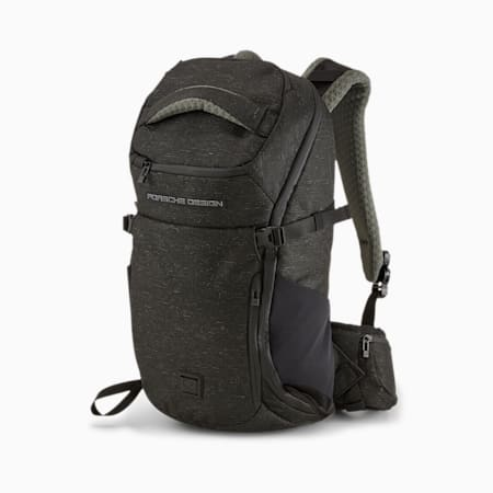 Porsche Design Lifestyle Backpack, Jet Black, small