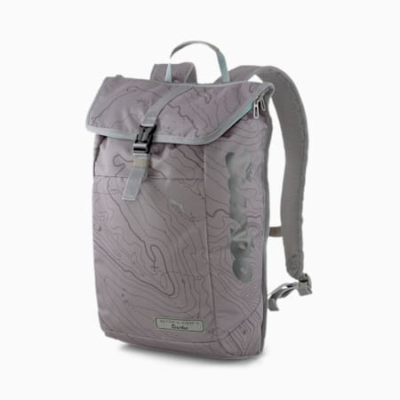 Porsche Legacy Backpack, Ultra Gray, small