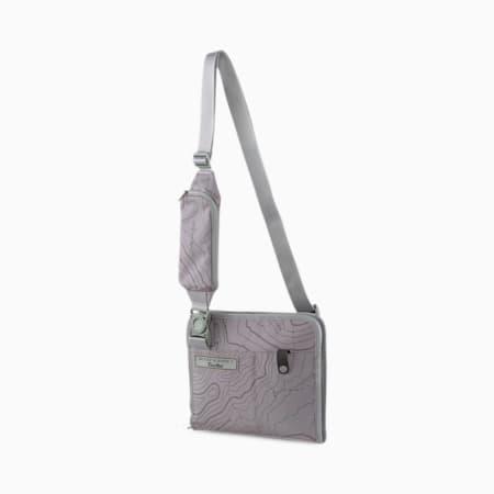 Borsa Porsche Legacy Glove Box Bag, Ultra Gray, small