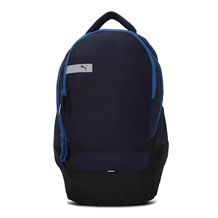 PUMA Vibe Backpack IND, Peacoat, small-IND