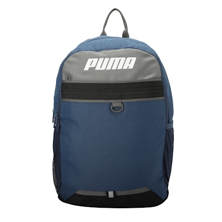 PUMA Plus Backpack IND, Dark Denim, small-IND
