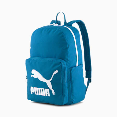 Originals Backpack, Digi-blue-Puma White, small
