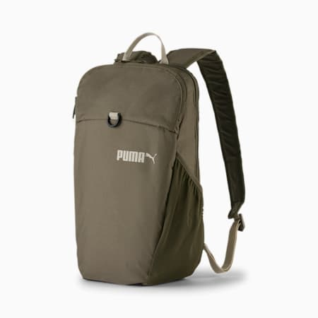 R Backpack, Burnt Olive, small