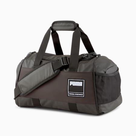 Small Gym Duffle Bag, Puma Black, small