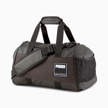 Small Gym Duffle Bag, Puma Black, small-GBR