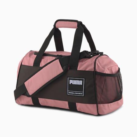 Small Gym Duffle Bag, Foxglove-Puma Black, small-SEA