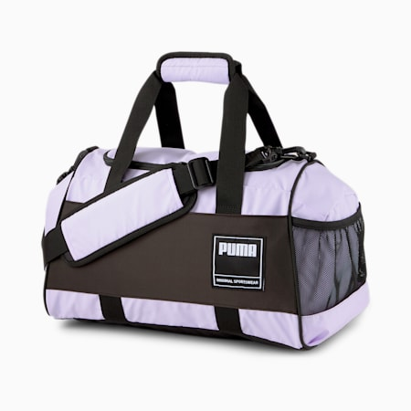 Small Gym Duffle Bag, Light Lavender, small-IND
