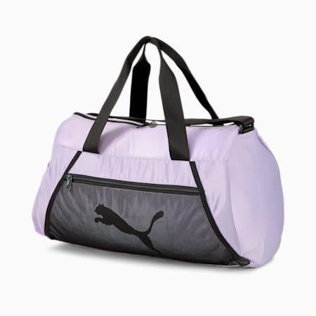 Essentials Barrel Bag, Light Lavender, small