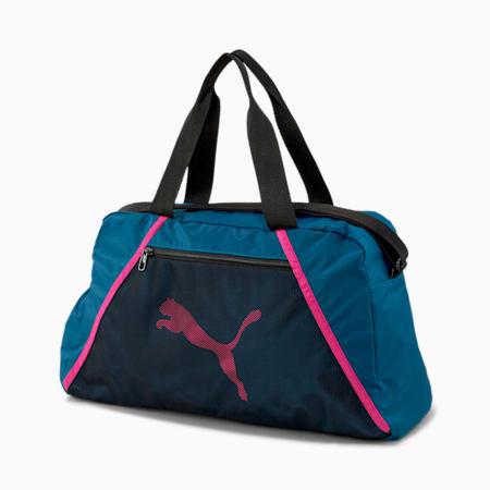 AT Essentials Grip Bag, Digi-blue-Black-Pink, small
