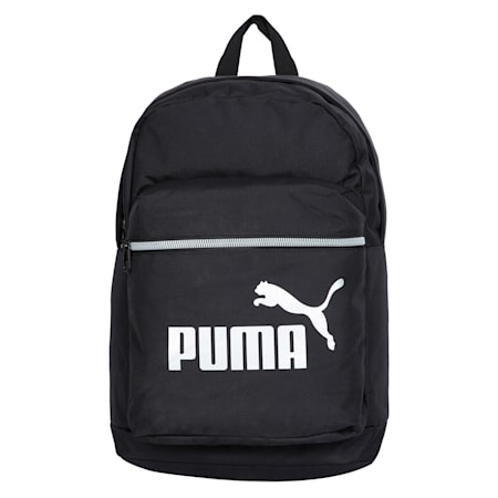 Base College Women's Bag, Puma Black, small-IND