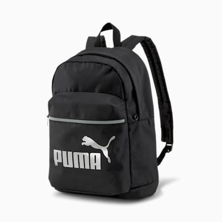 Base College Women's Bag, Puma Black, small-SEA