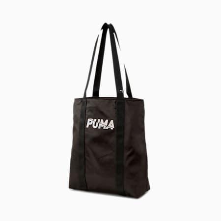 Core Women's Shopper, Puma Black, small-SEA
