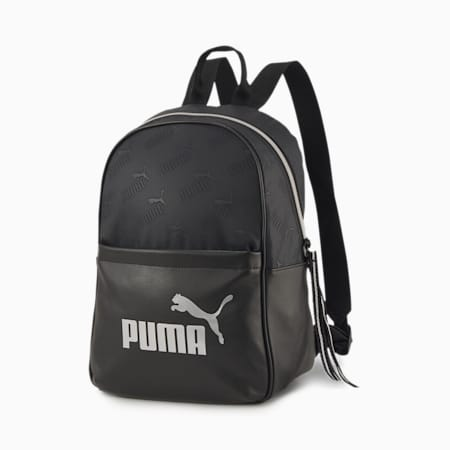 Tone Up Women's Backpack, Puma Black, small