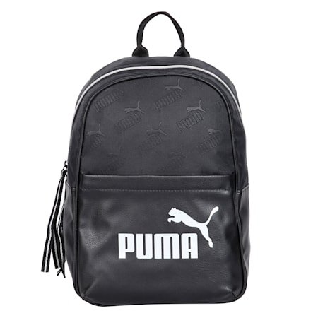 Tone Up Women's Backpack, Puma Black, small-IND