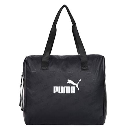 Tone Up Large Women's Shopper, Puma Black, small-IND