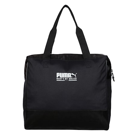 Street Large Shopper, Puma Black, small-IND