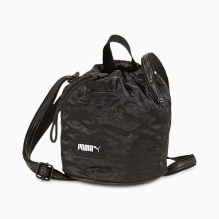 Classics Small Women's Bucket Bag, Puma Black, small-SEA