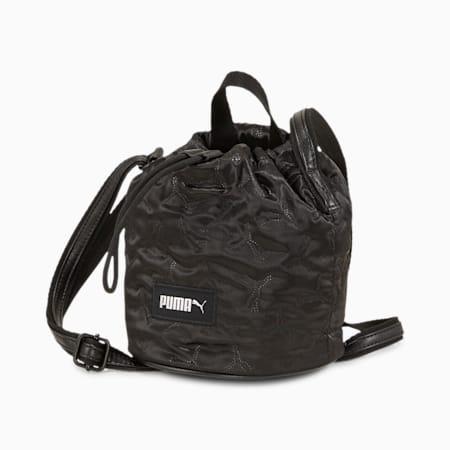 Classics Small Women's Bucket Bag, Puma Black, small