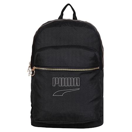 Classics Women's College Bag, Puma Black, small-IND