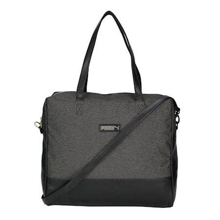 Premium Large Women's Shopper, Puma Black, small-IND