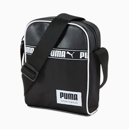 Campus Portable Bag, Puma Black, small