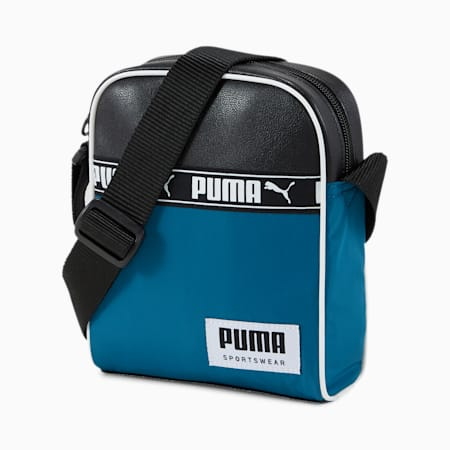 Campus Portable Bag, Digi-blue, small