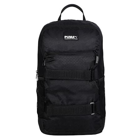 Street DURABASE Backpack, Puma Black, small-IND