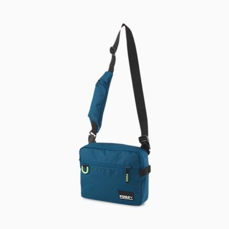 Street Shoulder Bag, Digi-blue, small-SEA