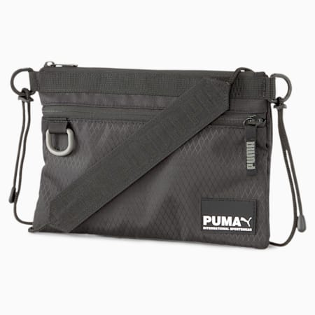 Street Portable Bag, Puma Black, small-SEA