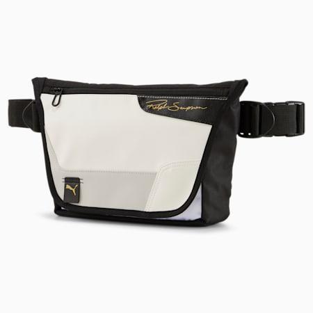 Ralph Sampson Messenger Bag, Puma White-Puma Black, small-SEA