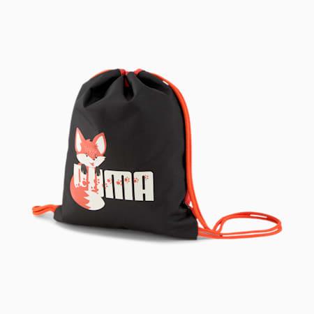Animal Kids' Gym Sack, Paprika-Fox, small