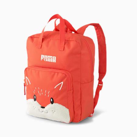 Animals Kids' Backpack, Paprika-Fox, small