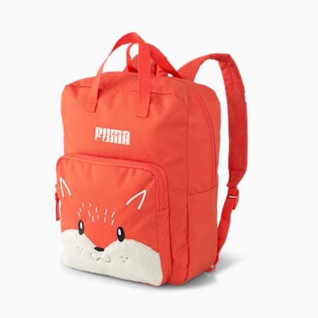 Animal Kids' Backpack, Paprika-Fox, small-SEA