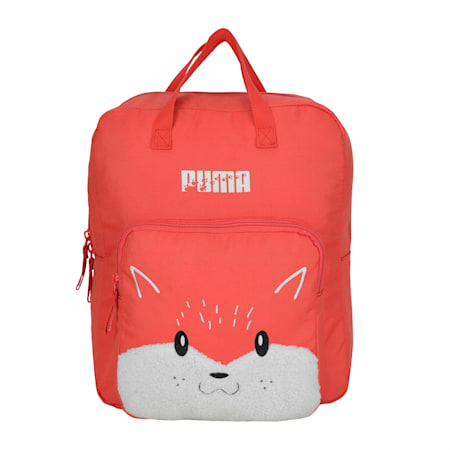 Animal Kids' Backpack, Paprika-Fox, small-IND
