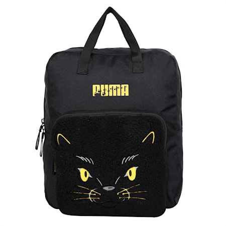 Animal Kids' Backpack, Puma Black-Panther, small-IND