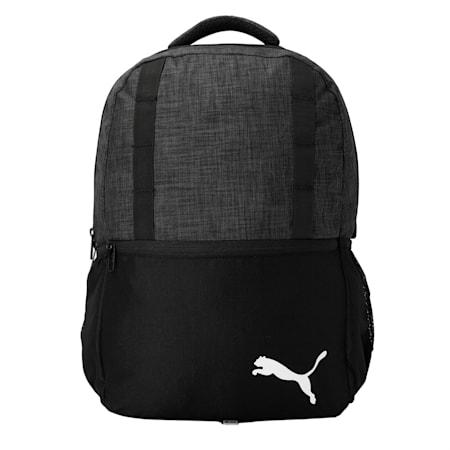 PUMA Pixie Unisex Backpack, Puma Black-CASTLEROCK, small-IND