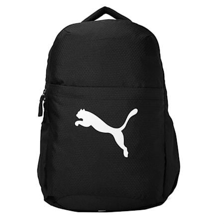 PUMA Cooper Unisex Backpack, Puma Black, small-IND