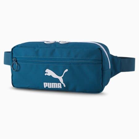 오리지널스 웨이스트 백, Digi-blue-Puma White, small-KOR