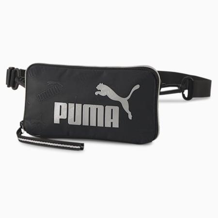 Core Up Women's Shoulder Bag, Puma Black, small-SEA