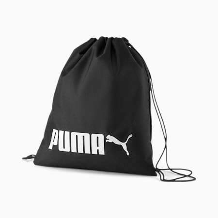 Phase Gym Bag No. 2, Puma Black, small
