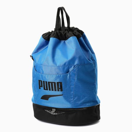 キッズ プーマ 2 ルーム スイムバッグ 3.5L, Puma Royal-Puma Black, small-JPN