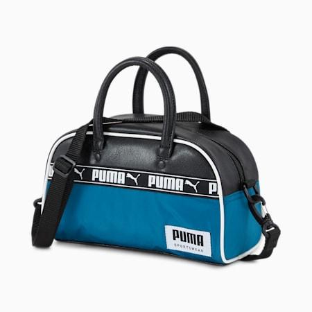 Campus Mini Grip Bag, Digi-blue, small
