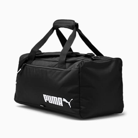 Fundamentals No. 2 Small Sports Bag, Puma Black, small