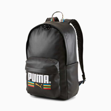 The Unity Collection Originals TFS Backpack, Puma Black, small-SEA