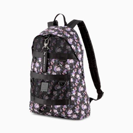 PUMA x TABITHA SIMMONS Backpack, Puma Black-AOP, small