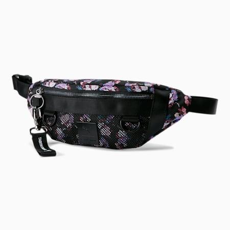 PUMA x TABITHA SIMMONS Waist Bag, Puma Black-AOP, small